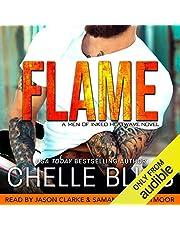 Flame: Men of Inked: Heatwave, Book 1