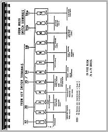 Deutz (Allis) D2807 Tractor Wiring Diagram Service Manual: Deutz Manuals:  6301147653499: Amazon.com: BooksAmazon.com