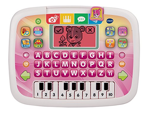 VTech Little Apps Tablet, (Child Girl Old Photo)