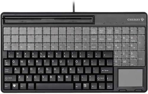 60 Relegendable Keys 123 Keys Black Usb Cherry Spos G86-61401 Pos Keyboard
