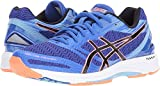 ASICS Women's Gel-DS Trainer 22 Blue/Purple/Black/Coral 11 B(M) US For Sale