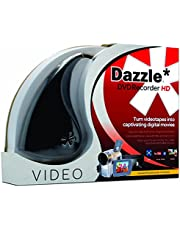 Dazzle DVD Recorder HD VHS to DVD Converter for Windows PC