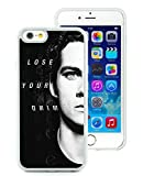 Genuine Teen Wolf Dylan O'Brien White Iphone 7S 4.7 Inches Shell Case,Iphone 7 TPU Case