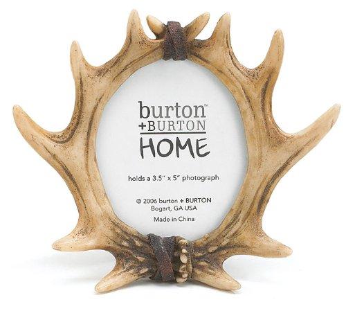 Deer Antlers Picture Frame - Burton & Burton