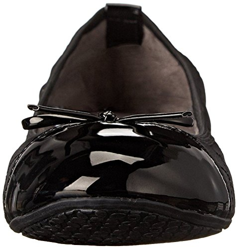 Twists Ballerinas Zapatos Negro Olivia Butterfly Plano Mujeres 6gOnSSxF