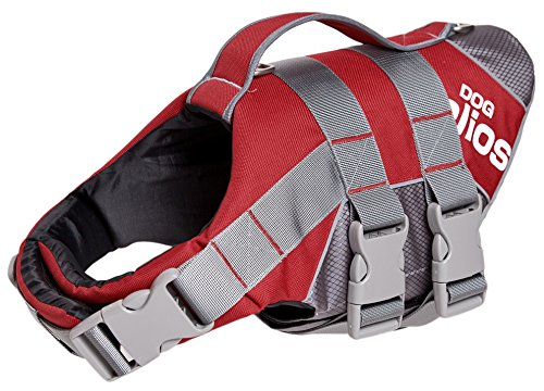 Red Dog Life Vest - 2