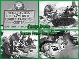 M48 Tank & Camp Irwin: Armored Combat Training Center, California