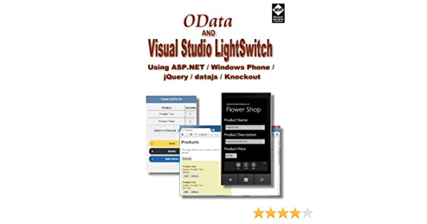 Lightswitch visual 2012 ebook studio