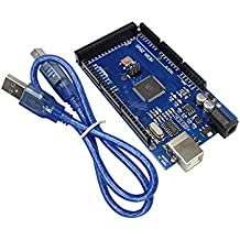HESAI Mega 2560 R3 ATmega2560-16AU CH340G Development Board with USB Cable for arduino Mega 2560 R3 Diy Starter Kit