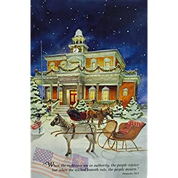 patriotic christian christmas cards 24 pack proudly made in the usa traditional religious christmas - Christian Christmas Cards