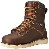 Danner Men's Quarry USA 8 Inch Alloy Toe Wedge Work Boot