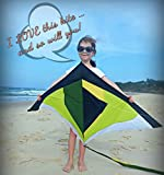 Best Delta Kite, Easy Fly for Kids and