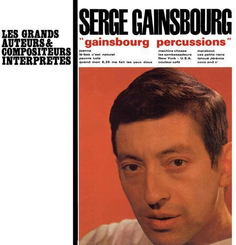 Gainsbourg Percussions (180 Gram Vinyl) by 4 Men With Beards