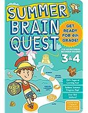 Summer Brain Quest: Between Grades 3 & 4