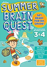 Summer Brain Quest: Between Grades 3 &am