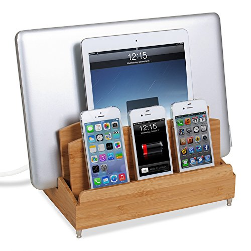 """G.U.S. """"Zen"""" Ultra Charging Station and Dock with Built-i..."""