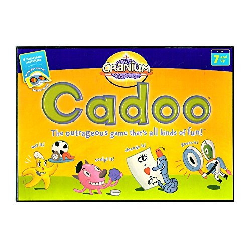 cranium cadoo for kids board game - 9