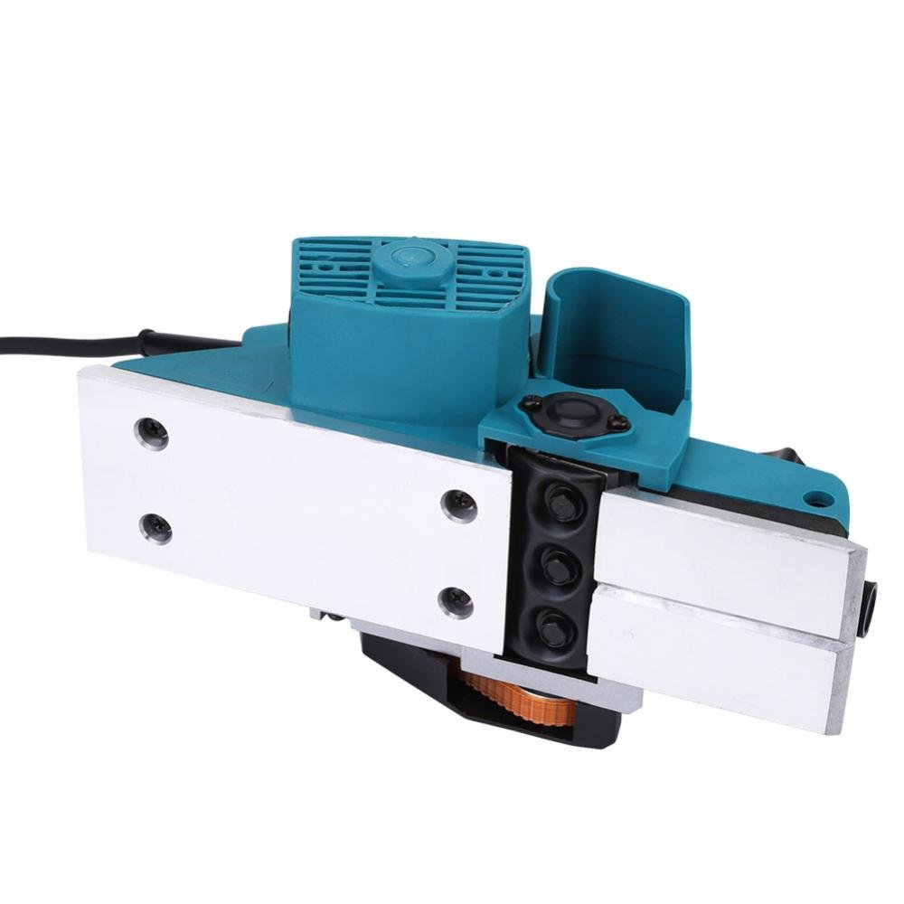 Electric Wood Hand Planer,110V Electric Wood Planer Door Plane Hand Held With 3-1/4 planer Woodworking Hand Surface by GOTOTOP (Image #9)