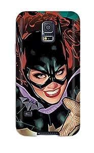 Fashion Design Hard Case Cover Batgirl Protector For Galaxy S5