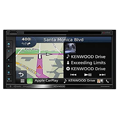 Kenwood Excelon DNX694S In-Dash Navigation