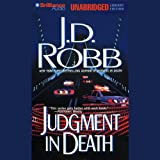 Front cover for the book Judgment in Death by J.D. Robb