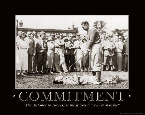 Golf Motivational Picture - Golf Motivational Poster Art Print 11x14 Vintage Clubs Shoes Balls Driver Bag Wall Decor Pictures