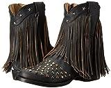 Stetson Women's Lila Western Boot, Distressed