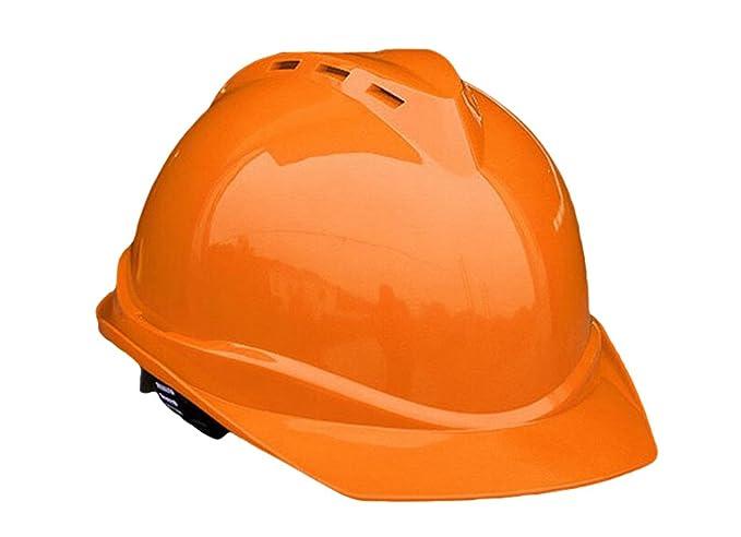 Sentao Resistencia Casco de Seguridad Respirable Hardhat protección de la Cabeza: Amazon.es: Ropa y accesorios