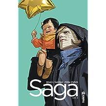 Saga - Tome 4 (French Edition)