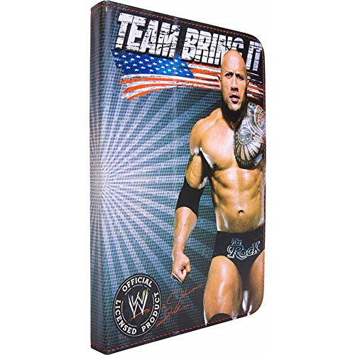 7'' Portfolio Case for Tablet PCs, WWE by Generic
