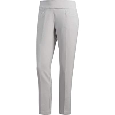.com : adidas Golf Women's Pull-On Ankle Pant (2020 Model) : Clothing