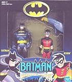 Gatekeepers of Gotham City Batman & Robin Two-pack