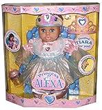 Mattel Princess Alexa Baby Doll