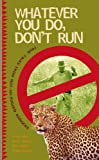 Whatever You Do, Don't Run, David HOOD, 0624044246