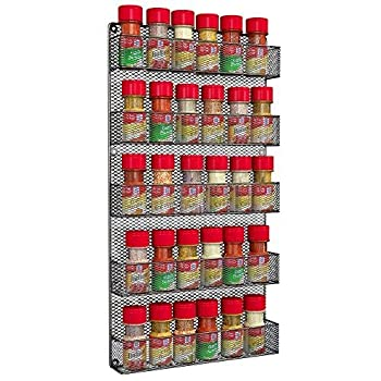 Home-Complete Spice Rack Organizer