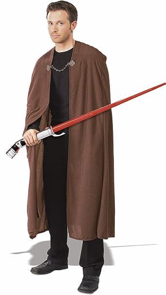 Amazon.com: Rubie s Disfraz de los hombres Star Wars Deluxe ...