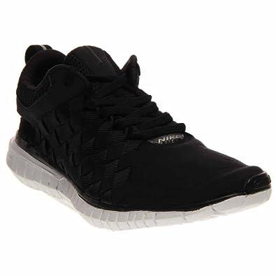 Nike Free OG '14 Woven Running Shoes Black Cool Grey White 725070 001 Size  10.5