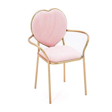 Amazon.com: Sillón de ocio, silla de comedor, salón, balcón ...