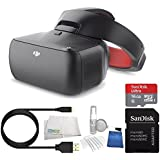 DJI Goggles FPV Headset (Racing Edition) Bundle Starter Bundle