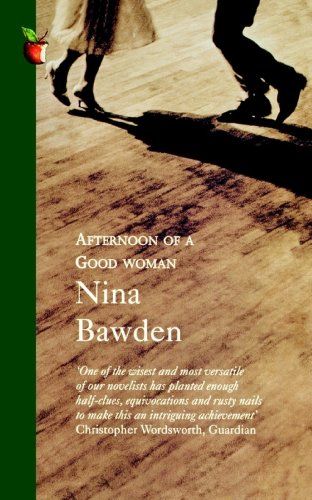 book cover of Afternoon of a Good Woman