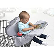 Lulyboo Shopping Cart and Highchair Cover