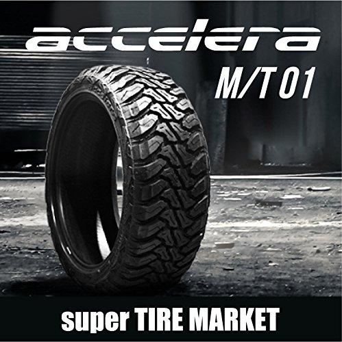 アクセレラ M/T-01 275/45R22 112P 新品オフロードタイヤ B0796S3GG8