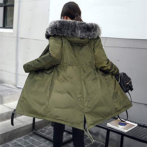 Desigual Mujer Ropa Ejercito Rebajas Ashop Cremallera De Chaquetas Jackets Mujer Verde Abrigo wq0dcxR5Sx