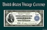 old 2 dollar bill - 11 x 14