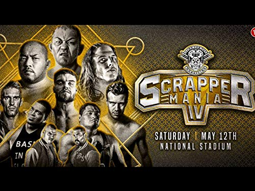 """Over The Top Wrestling Presents""""ScrapperMania 4"""""""