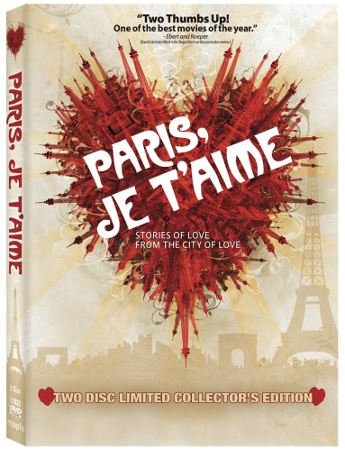 PARIS, JE T'AIME STORIES OF LOVE FROM THE CITY OF LOVE