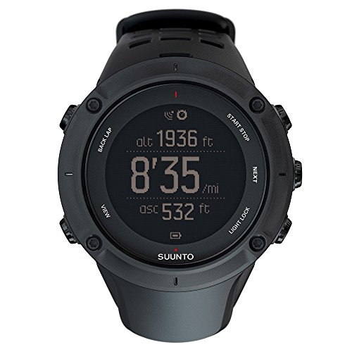 Suunto Ambit3 Peak Fitness Watch Black by Suunto