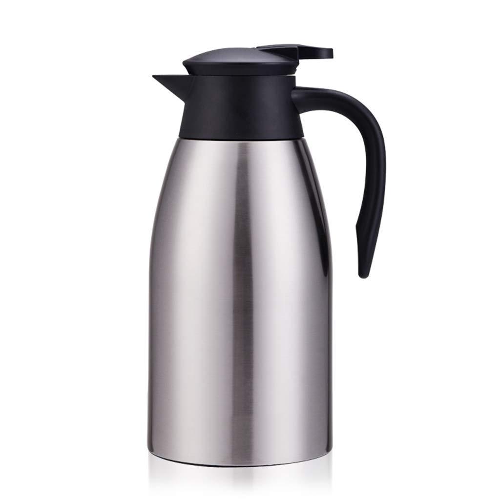 YINUO Cups Edelstahl Isolierung Pot Vacuum Thermos Thermos Thermos Haushalt Wärmflasche Wasserkocher Flasche Europäischen Große Kapazität 2L Thermosgefäße Thermosflaschen Flachmänner (Farbe   rot) B07PDKQ5PL Flachmnner Zu einem niedri b40861