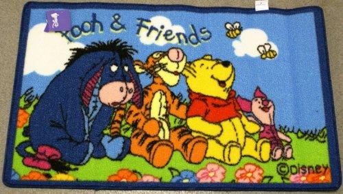Children Carpet Winnie The Pooh Balloon 220 X 150 Cm