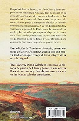 Tambores de otoño (Bestseller): Amazon.es: Gabaldon, Diana ...